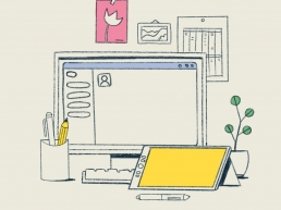 skizze illustration